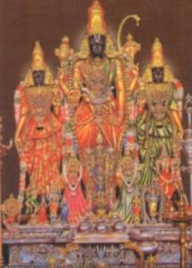 Paramaswami with Azhagar