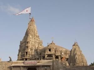 Jagat Mandir in present day Dwaraka
