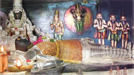 Pallikondeshwarar at Suruttapalli