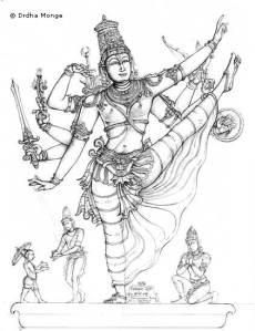Vishnu as Trivikrama