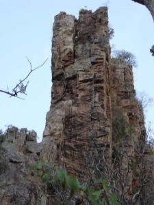 The Pillar of Wrath- Ugrasthambam