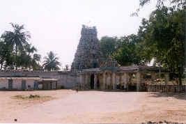 Siruvachur Temple