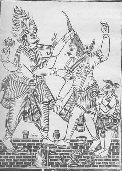 Daksha Yagnahara Moorthi