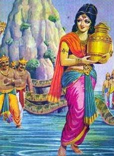 Mohini avatharam