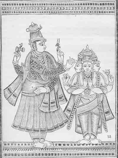 Brahmasirachsetha Moorthi