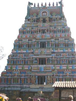 Kandiyur Gopuram