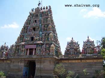 Virkudi Temple