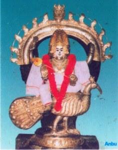 Kundrakkudi Shanmugar