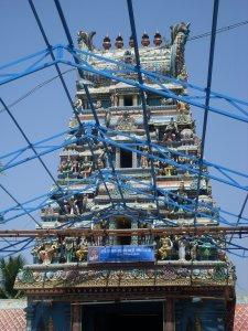 Koothanur Gopuram